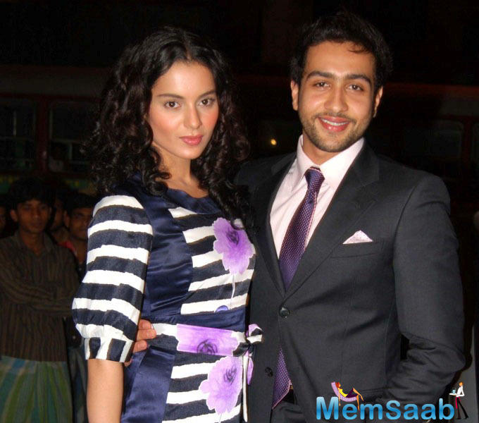 Kangana also spoke about the least popular among the three, Adhyayan Suman, who she dated when they shot together for 'Raaz: The Mystery Continues.'