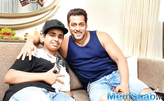 Salman Khan has lent his face to several brands, ranging from soft drinks to apparels to footwear.