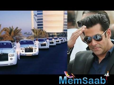 The superstar was joined by social media sensation, Rashed Belhasa aka Money Kicks, the youngest billionaire on Instagram.