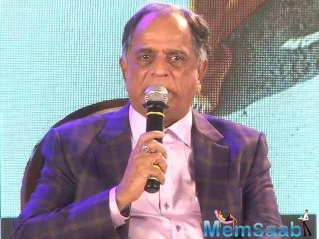 Having said that, Nihalani adds that he will happily accept the certification provided by the CBFC.