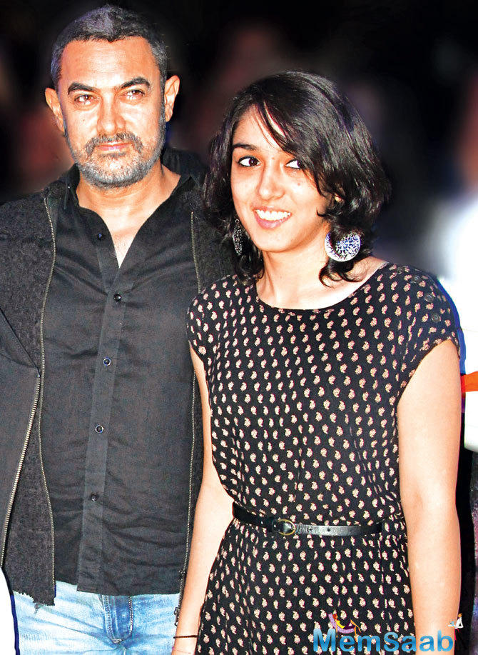 A Bandra birdie chirps to say that Aamir Khan's daughter Ira wants to leave Mumbai.