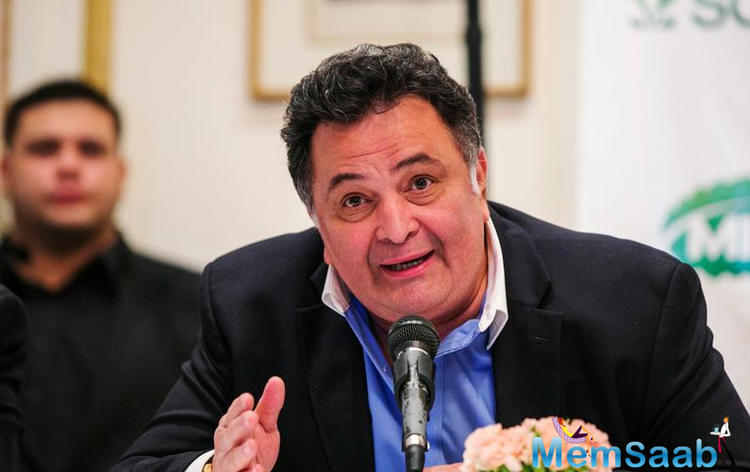 Veteran actor Rishi Kapoor says if a biopic is made on his father, legendary filmmaker Raj Kapoor, the family would make sure his life is depicted in its truest sense and not sensationalised.