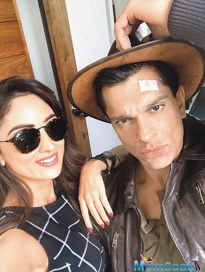 Karan Singh Grover, who last seen in 2015 Hate Story 3, now gearing up for his next movie.