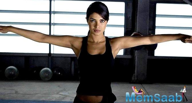 These days, Priyanka Chopra is extremely busy with her Hollywood projects, for her upcoming flick now he is going to be sporting six pack abs.