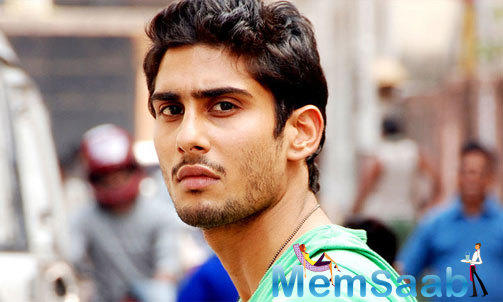 Prateik Babbar and Sanya Sagar are often spotted together on dinner dates in Mumbai.