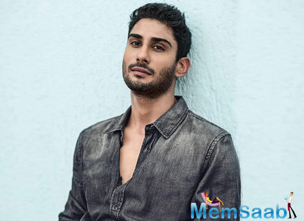 Reportedly, Prateik Babbar has found love in Sanya Sagar. The tabloid quotes a source saying,