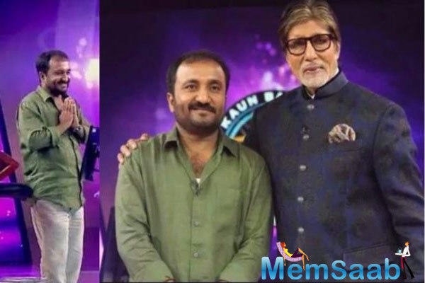 """Says Amitabh fondly, """"Anand is such a noble person and thus dedicated to his oeuvre."""