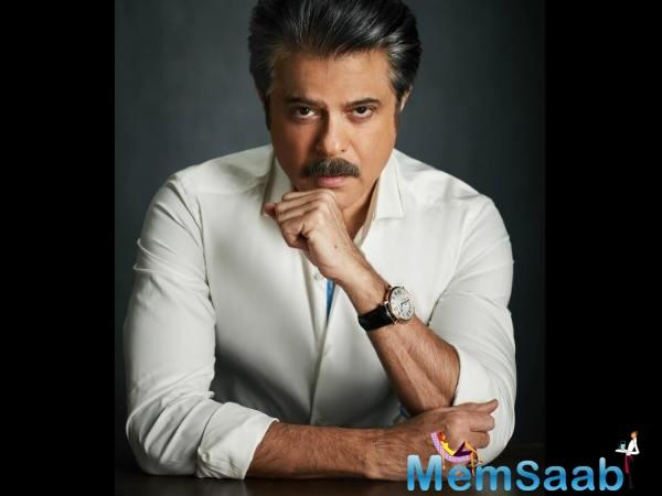 Besides having an appetite for experimental roles, Anil Kapoor doesn't shy away from experimenting with his looks either.
