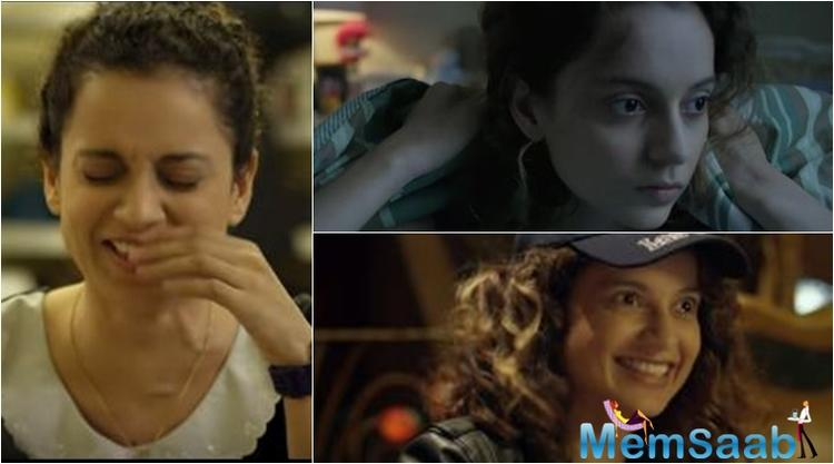 Trust Kangana Ranaut to break all known moulds of Bollywood conventions!