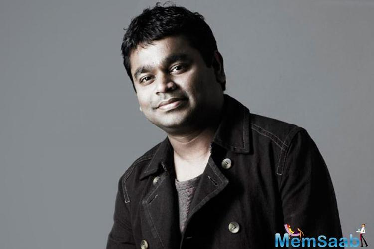 Rahman feels people are only interested in making biopics on musicians, who have led a tragic life.