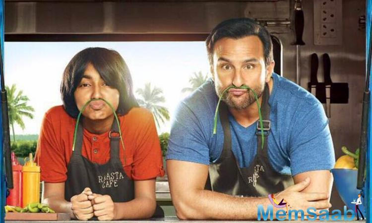 Saif Ali Khan next will be seen in his forthcoming film