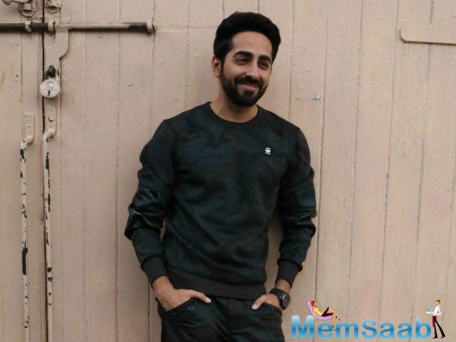 Ayushmann, who has featured in films like