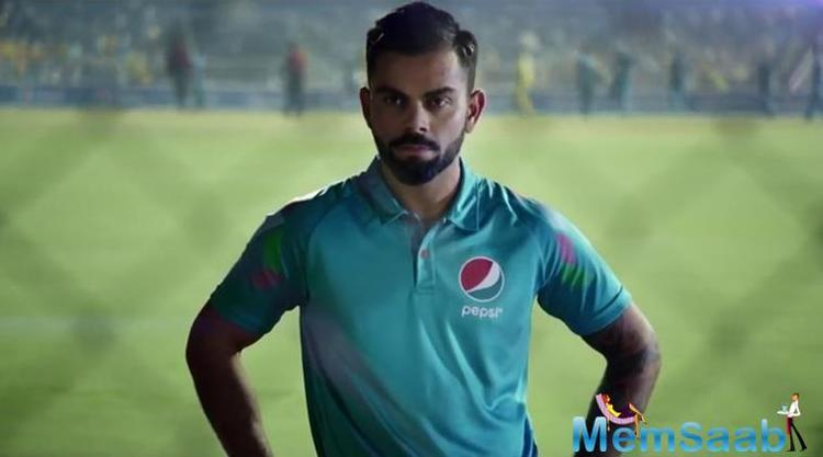 Kohli rejected the multi-crore offer of endorsing the company just because he does not consume those drinks anymore, keeping his physical and mental fitness in mind.