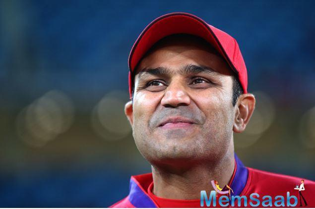 Sehwag, who is a former part-time right-arm off-spin bowler, was one of the hottest candidates for the job.