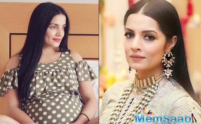 "Celina Jaitly, who was shamed on social media for sharing a pre-delivery photograph of her blossoming baby bump, remains unaffected by it, but says ""slut-shaming"" is dangerous and hurtful for women."