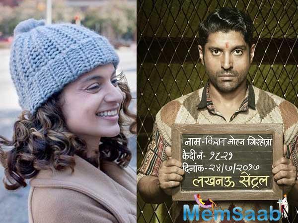 The numbers for the first two days for this week's two big releases - Kangana Ranaut-starter Simran and Farhan Akhtar-starter Lucknow Central - are out.