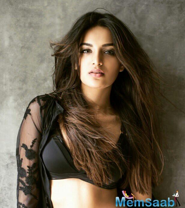 Nidhhi Agerwal, who last seen in Munna Micheal, has bagged yet another film