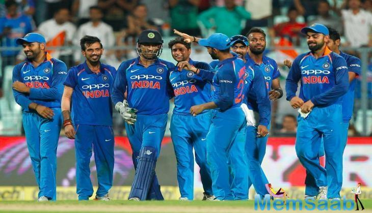 Virat Kohli's Team India completed a 50-run win over Australia in the second ODI here on Thursday.
