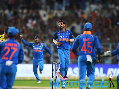 Bhuvneshwar Kumar always knew how to swing the white ball, but now he feels more complete as a bowler with an ability to generate pace in the death overs.