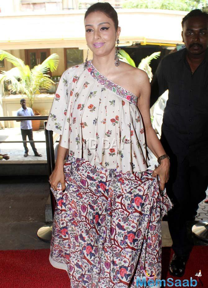 On Friday, during the trailer launch of the film, Tabu, who is one of the new additions to the 'Golmaal' gang, revealed, how she always wanted to be a part of the film.
