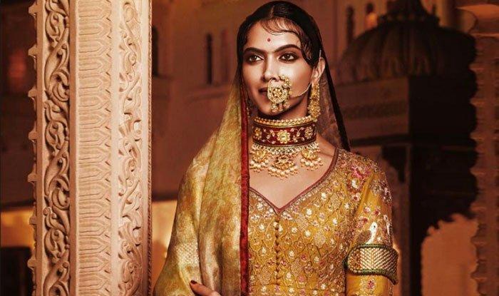 The look is inspired from her character Rani Padmini in Sanjay Leela Bhansali's historical magnum-opus 'Padmavati,'.