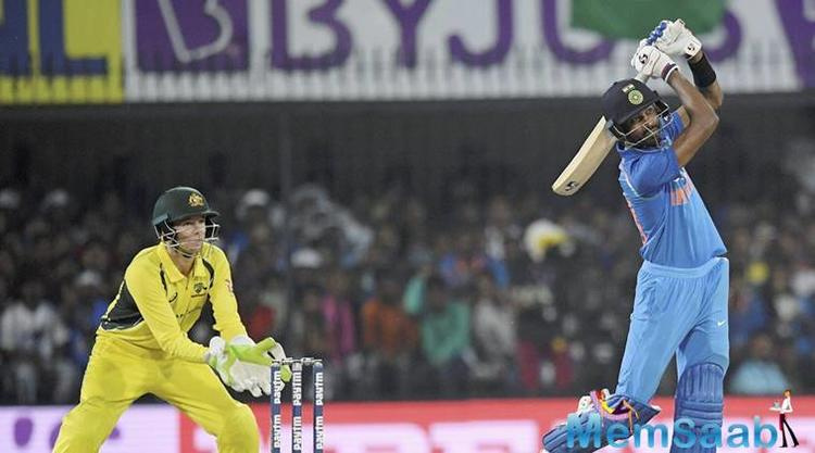 With the win, India also toppled South Africa occupied the no.1 spot in the ICC ODI rankings.