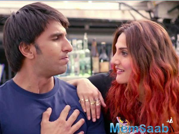 But there's some reprieve for the movie. Befikre now has a record to it, and it is not a dubious one.