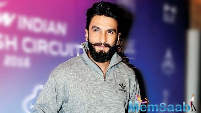 "Confirming the news, producer Vishnu, said, ""Yes, I have been attempting to create this movie since the final three-and-a-half years and I have instantly received a combination of Ranveer Singh and Kabir Khan."