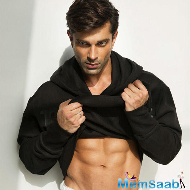 Karan Singh Grover, who is presently stationed in London for his upcoming film, Firkee, is receiving training from world kickboxing champion, Lee Charles.