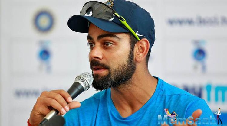 """Captain Virat Kohli has called on his players to be """"ruthless"""" after the crushing one-day series win over Australia took India, top of the world one-day rankings to add to their number one Test status."""