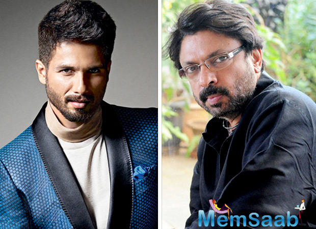 Shahid on Tuesday morning treated his fans to a question and answer session on Twitter, where one user took his experience collaborating with Bhansali.