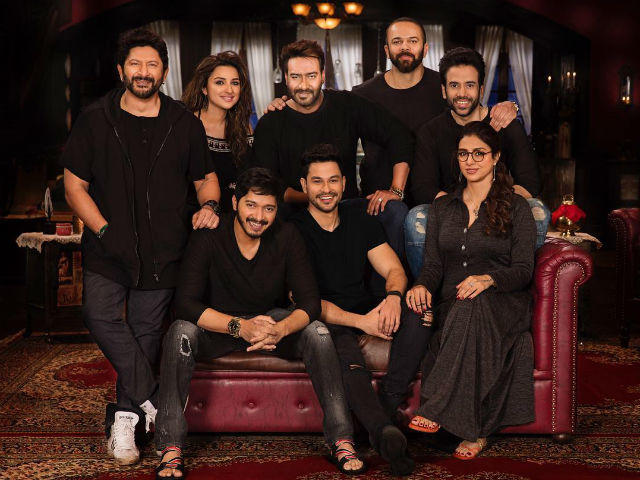 As Golmaal Again is on the doorstep of its release, Rohit Shetty has already announced Golmaal 5.