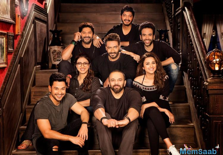 Rohit Shetty's Golmaal series is vastly popular among Bollywood singers for its crazy comedy and natural process.