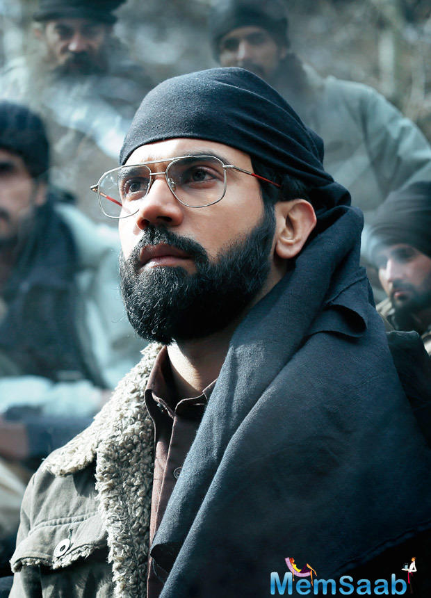 Omerta is a drama film directed by Hansal Mehta. It was screened in the Special Presentations section at the 2017 Toronto International Film Festival.