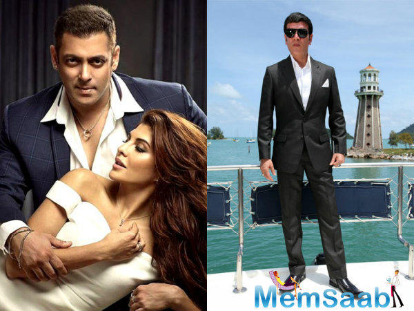 Salman Khan and Jacqueline Fernandez have been sustained as the lead pair in the third episode of the 'Race' franchise. Guess who will be acting as the antagonist in the upcoming action film?