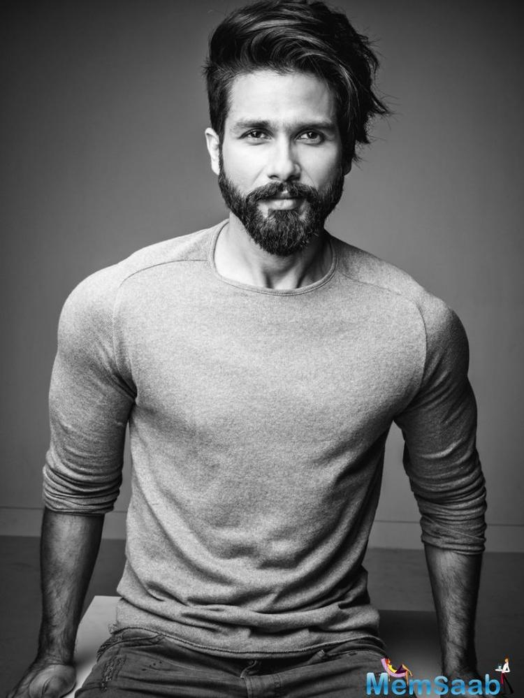 Shahid has never shied away from demonstrating his range as an actor — from the light-hearted to dark and intense roles.