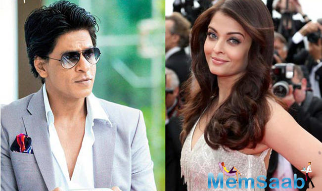 It was rather the sight when Shah Rukh Khan and Aishwarya Rai Bachchan bonded at an event in Mumbai just a few days ago.