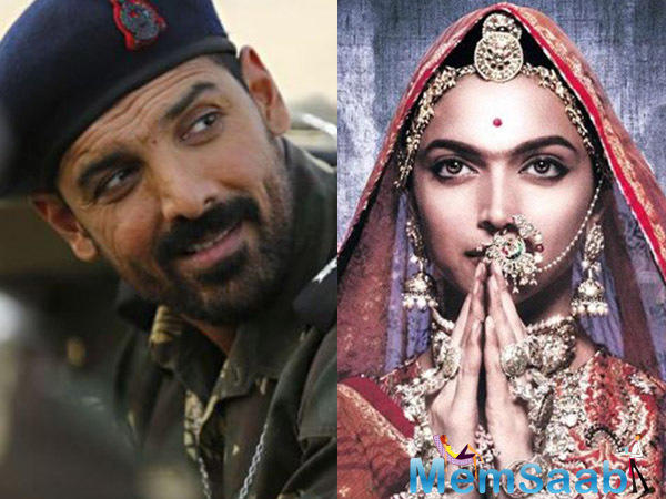 Johan Abraham and Diana Penty starring 'Parmanu: The Story of Pokhran', was initially set to release on December 8.