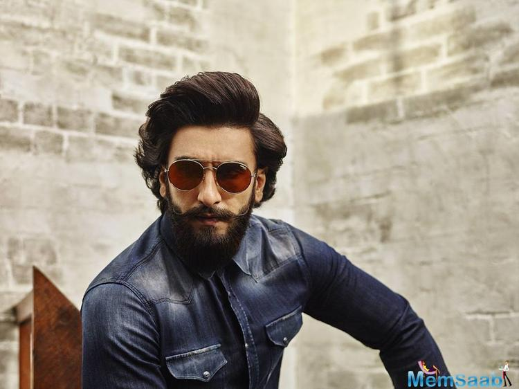 Ranveer looks menacing, deadly, merciless and everything evil in these latest posters.