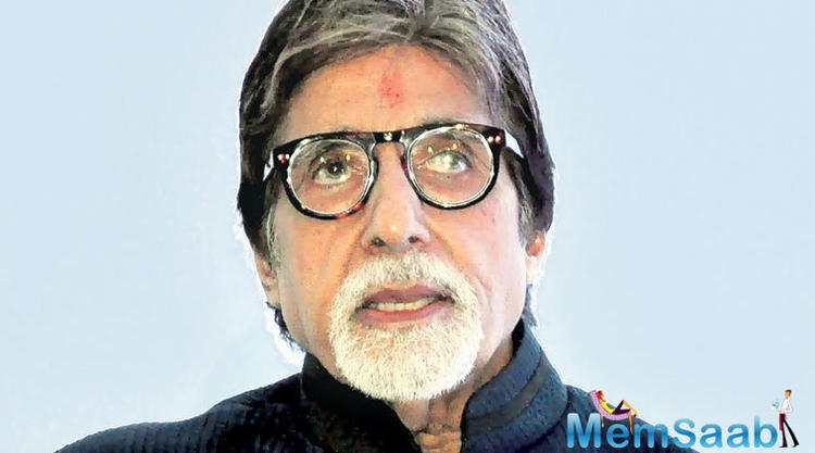 While shooting for a particular scene recently, Senior Bachchan had an argument over with a director which last long for almost three hours.