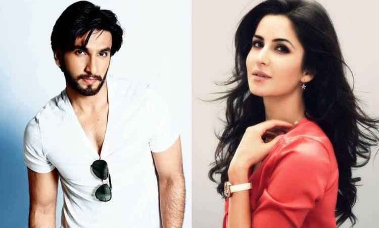 If Katrina signs this film, she will be seen opposite Ranveer for the first time.