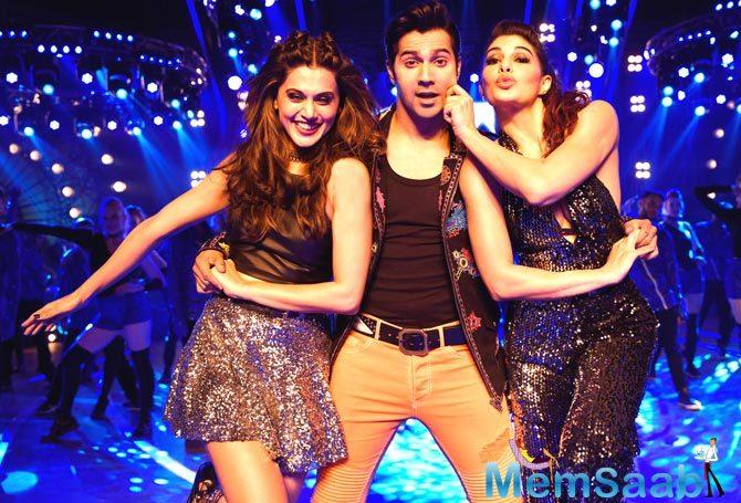 Judwaa 2 also marks Varun Dhawan's first highest opener film which surpassed 20 cr within two days.