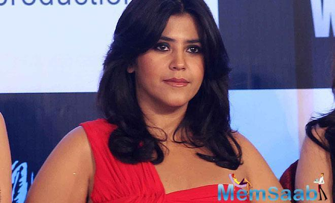 Ekta Kapoor, who is currently co-producing Kedarnath with Abhishek Kapoor, gearing up to produce a comedy film.