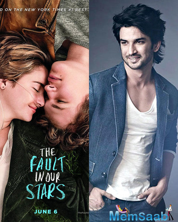 Sushant Singh Rajput To Play The Main Lead In The Fault In