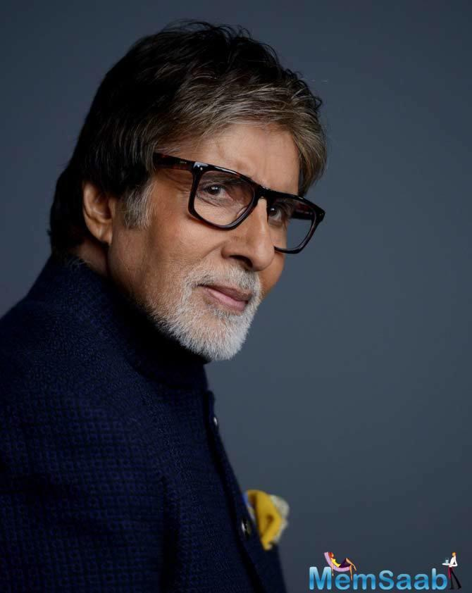 Amitabh, 74, on Thursday night took to Twitter to share the link of the short film.