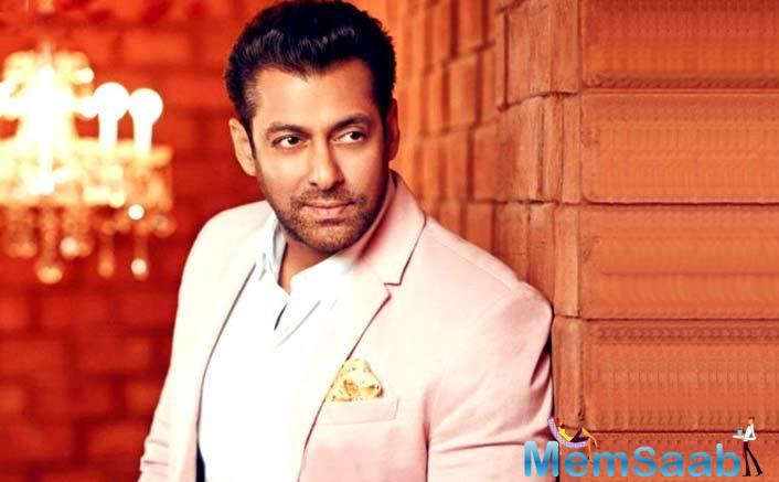 Currently, Salman is seen hosting the eleventh season of the much controversial reality TV show