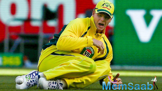 Australia cricket skipper Steve Smith will return home from the team's tour of India with a right shoulder injury.