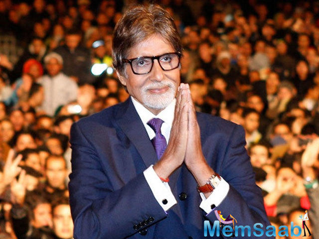 Amitabh Bachchan will be turning 75 on October 11, but the Megastar has decided not to celebrate his milestone birthday.