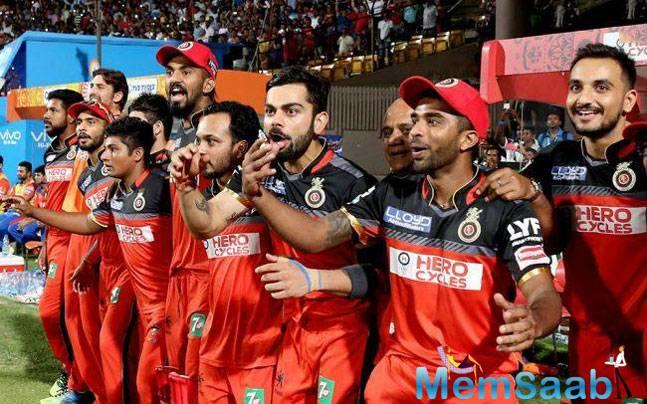 It is being reported by the Economic Times that the RCB have roped in Black White Orange Brand as their global licensing partner, along with Status Quo as their knitwear brand.