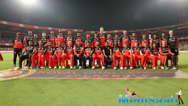 """RCB Chairman Amrit Thomas said, """"While the IPL season is concluded, the journey is not."""